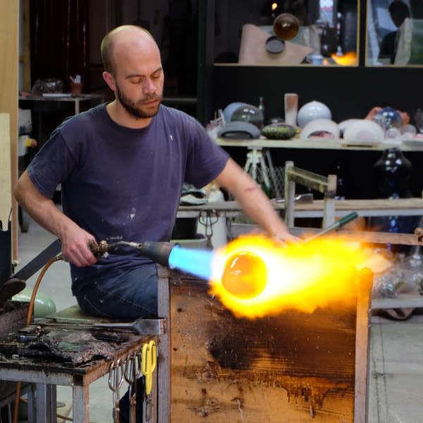 Atelier Arcam Glass